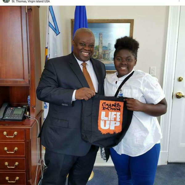 Governor Mapp Virgin Islands