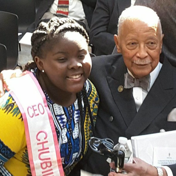 First Black NYC Mayor David Dinkins